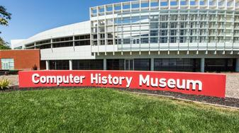 Computer History Museum Full Exterior
